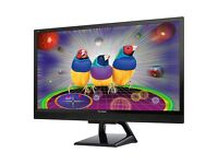 "Viewsonic 28"" Full HD SuperClear® Pro display with Dual HDMI LED Monitor/TV"