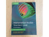 IB Maths Studies Standard Level Exam Preparation Guide