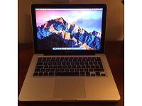 """Apple MacBook Pro 13.3"""" Mid 2010, 2.4 GHz, 8GB RAM, 1 TB Hard Drive"""