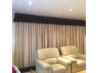EX ANDERSON OF INVERURIE CURTAINS