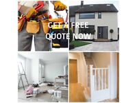 PAINTING DECORATING, PLASTERING, LEAKS REPAIRED, HOME IMPROVEMENTS,