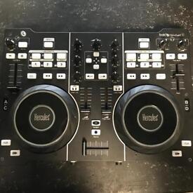 Hercules DJ4 Set Mixer