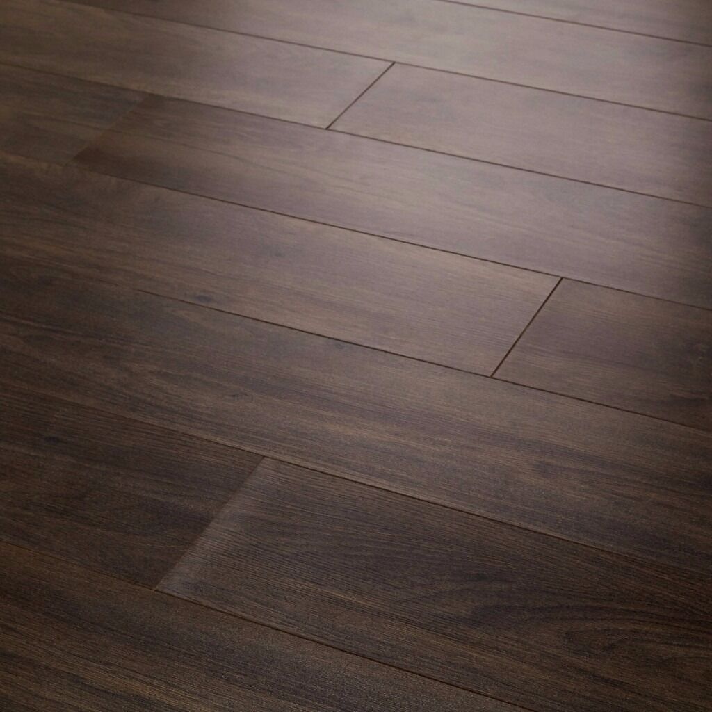 Kronospan Vario Belgravia Black Oak 8mm Laminate Flooring 1 5 Bo Floor Carpetright New Hamble