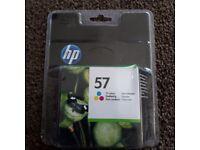 Original HP Ink cartridge 57