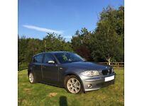 BMW 120d SE AUTO 5dr - Great Car, Great Condition, 7 Months MOT