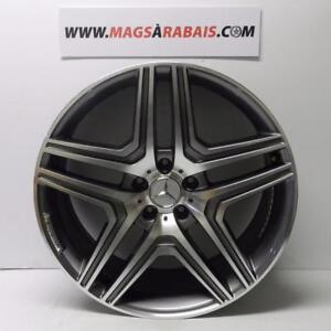 Mags 20 '' Mercedes HIVER **disponible avec pneus**