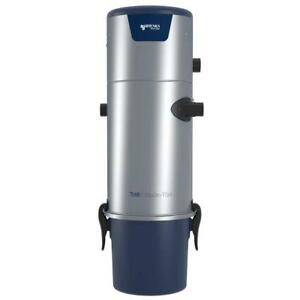 Studio Large Central Vacuum By Aertecnica 650 Airwatt 152""