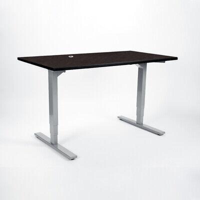 MotionGrey Dual Motor Height Adjustable Standing Desk Frame Multi-size Tabletop