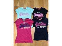 Superdry ladies t shirts