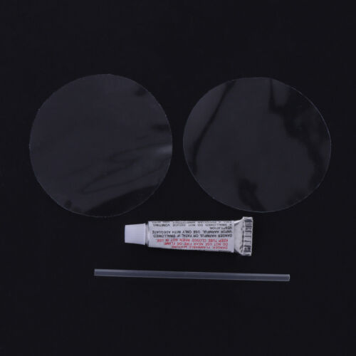 Clear PVC Patch Vinyl Glue Repair Kit for Inflatables Waterb
