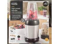 Hiigh power blender. Never Used