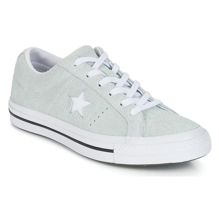 converse one star groen