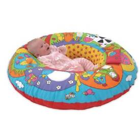 Inflatable 'Donut' Baby play ring