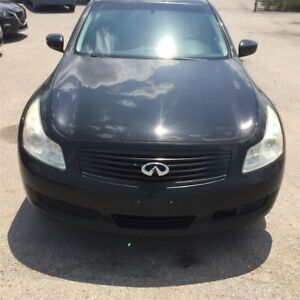2009 Infiniti G37X Awd| Navigation| Rear Camera| No accidents