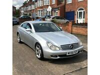 2007 Mercedes CLS 320 CDI CLS320 - Open To Offers Or Px Swap