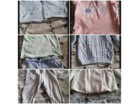 Bundle of girls clothes 12-18mths