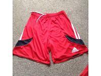 Men's Adidas shorts size small