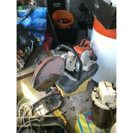 Petrol grinder Stihl spares or repair