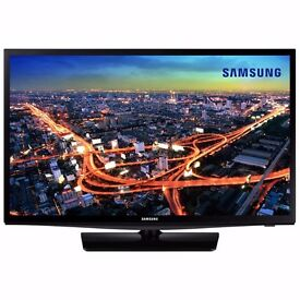 "New Samsung UE19H4000 19"" TV 720p HD with Freeview Black Was: £129.99"