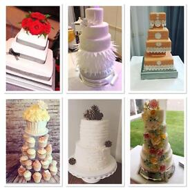 Wedding & Occassion cakes