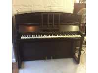 Stunning Unique Style Kingsley Overstrung Upright Piano - Delivery AvailablE