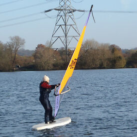 Windsurfing taster sessions & courses