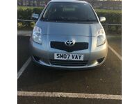 Toyota Yaris Zinc 1.3 Petrol Manual