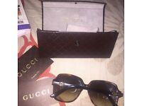 GUCCI sunglasses 100% authentic