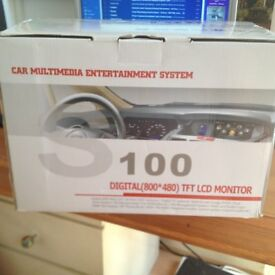 mazda 6 home entertainment system s100