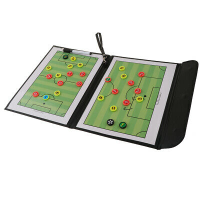 Coaches Board Football Indispensable Aid Tool Book for Drawing Play Playbook