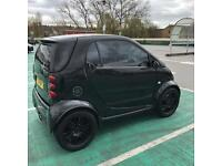 SMART CAR FORTWO BRABUS 2005 / LOW GENUINE MILES / LEATHER HEATED SEATS / HPI CLEAR
