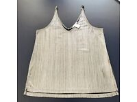 Brand New women's H&M cami vest tops x4 with tags on