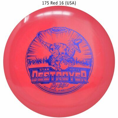 Innova Star Destroyer Ricky Wysocki Signature Disc Golf Distance Driver Innova Star Destroyer