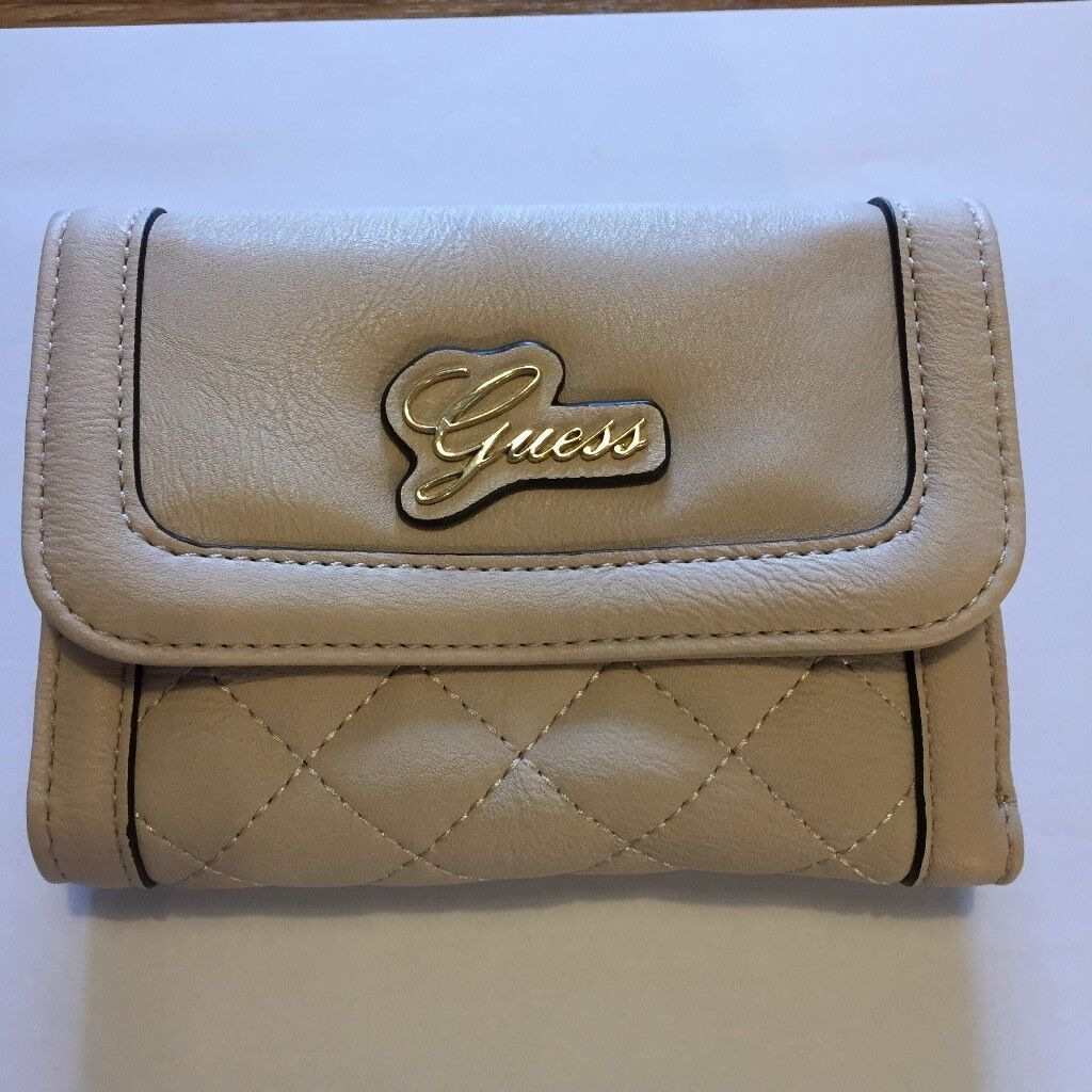 Guess Quilted Purse