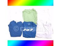 10 T shirts for men American Apparel, Carhartt, Uniqlo etc size Large