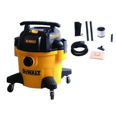DEWALT DXV06P 6-Gallon 4.0 HP Portable Wet/Dry Vacuum