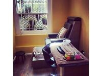 Chelsea mani + pedi room for rent Great Opportunity