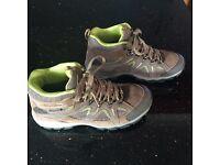 KARRIMOR - Ladies Waterproof Walking Boots -Size 7