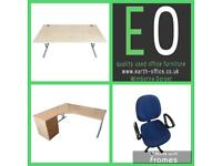 USED DESKS. CHAIRS. STORAGE. FREE FAST DELIVERY.