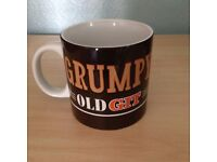 Large Grumpy Old Git Mug