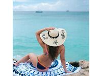 Out of Office Women's Floppy Sun Hat