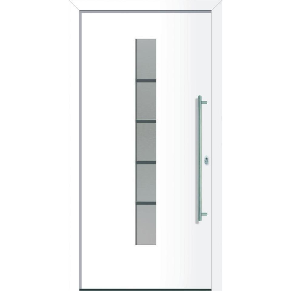 Haustüren Aluminium-Kunststoff Anthrazit und Weiß in 3 Größen! in Harpstedt