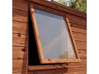 WANTED: Plastic Green/Summerhouse Window Panels (or similar plastic sheet)