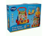 Vtech first steps baby walker (BNIB)