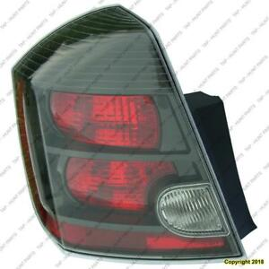 Tail Lamp Driver Side 2.5L High Quality Nissan SENTRA 2007-2009