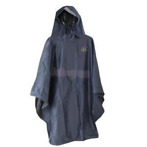 Cycling Bicycle Bike Waterproof Raincoat Rain Cape Poncho Cloth Jacket Gear