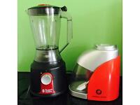 Russell Hobbs Andrew James Blender and Ice Crusher