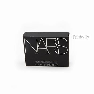 NIB! NARS Radiant Cream Compact Foundation Refill LIGHT 1 SIBERIA 6301