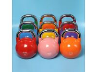 Competition Kettlebells 12kg, 20kg, 24kg, 28kg, 32kg IN STOCK! New Boxed
