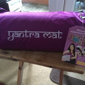 YANTRA Acupressure MAT (Yoga type) with CARRY BAG - Purple